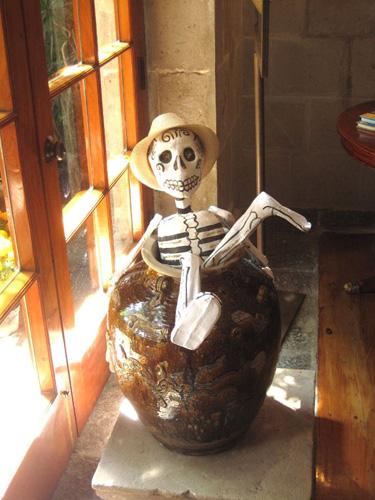 Decora tu casa para el Dia de Muertos