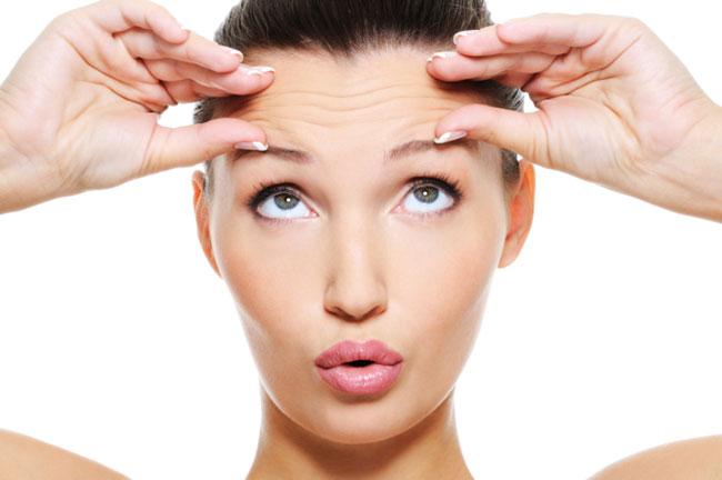 Elimina las arrugas gracias a las 3 R's