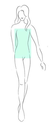 cuerpo de rectangulo