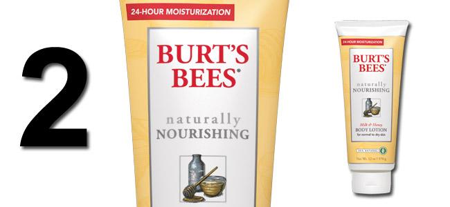 Loción Nutritiva Natural de BURT'S BEES