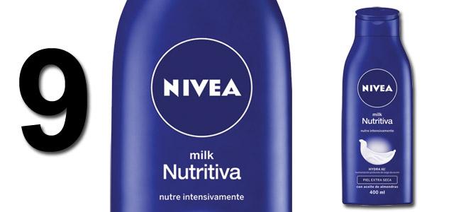 Milk Nutritiva de NIVEA