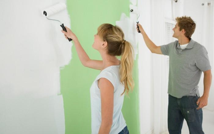 Pinturas impermeables para tus paredes