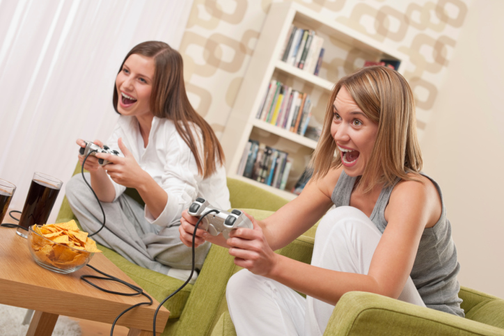 Los videojuegos también pueden ser aliados de tu salud