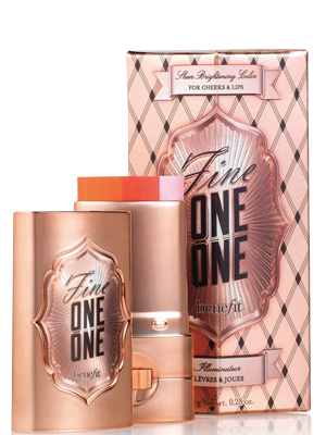 Fine one-one sheer Brightening color