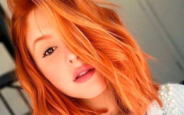 Significado del cabello naranja