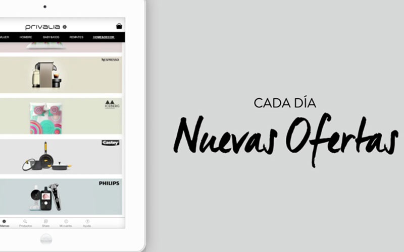 De En Outlet Online1 PrivaliaEl MéxicoToque Conoces Moda Ya fgy6b7
