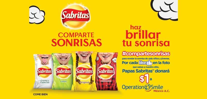 campaña #ComparteSonrisas