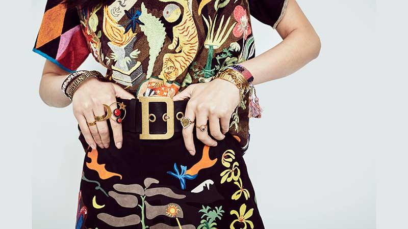 accesorios top de la temporada de Dior