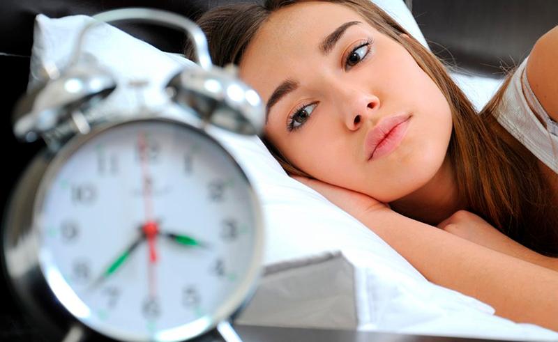 insomnio por estrés