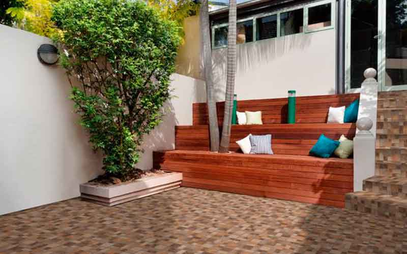 home depot pisos para patio