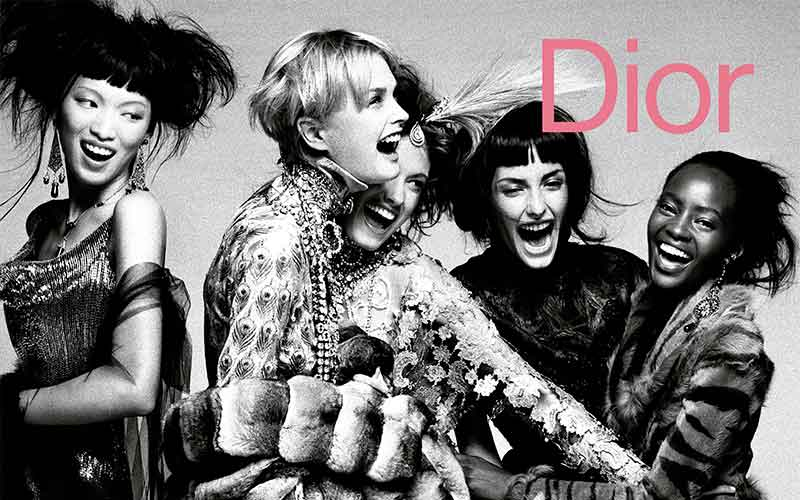 Dior, moments of joy