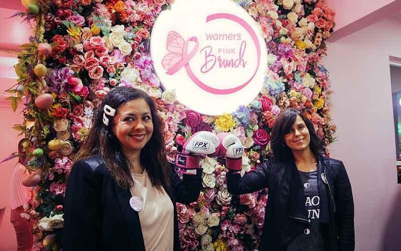 Pink Brunch de Warner´s México, se une a la lucha contra el Cáncer de Mama
