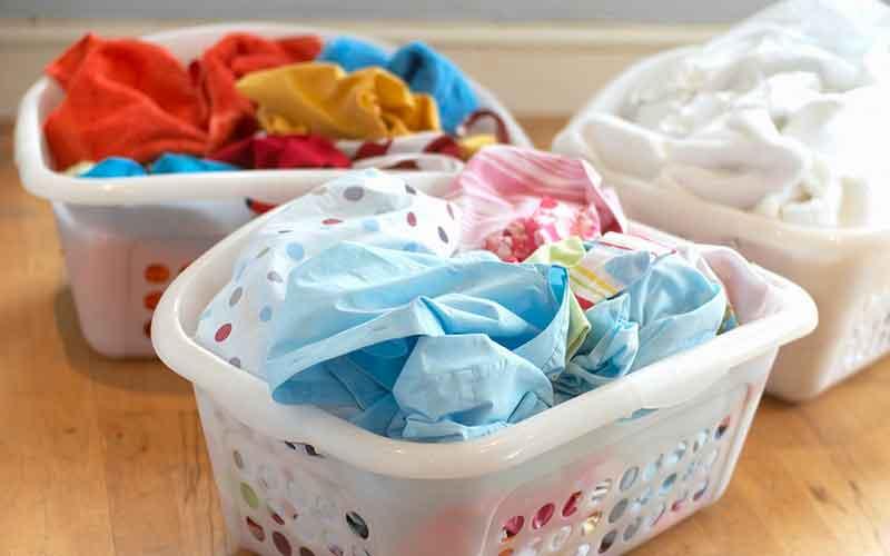 como lavar ropa de dos colores