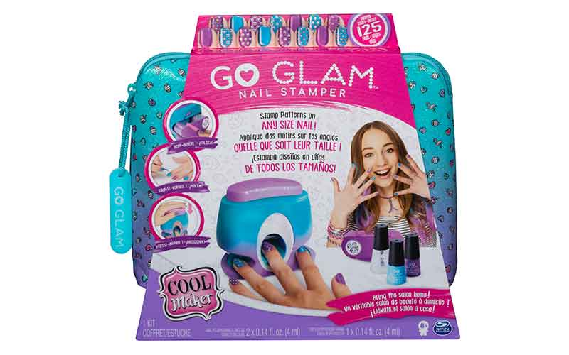 Cool Maker Go Glam Nail