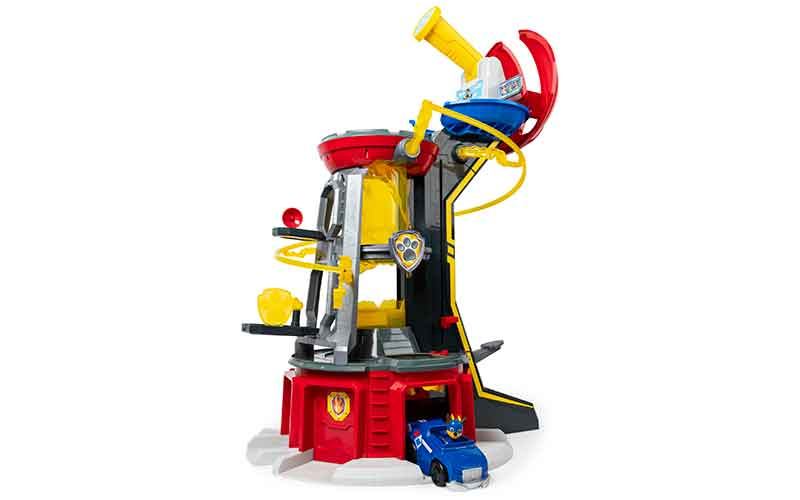 Paw-Patrol Mighty Lookout Tower