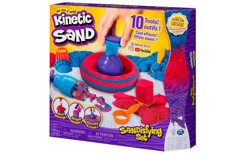 Kinetic Sand Set Sandtastico