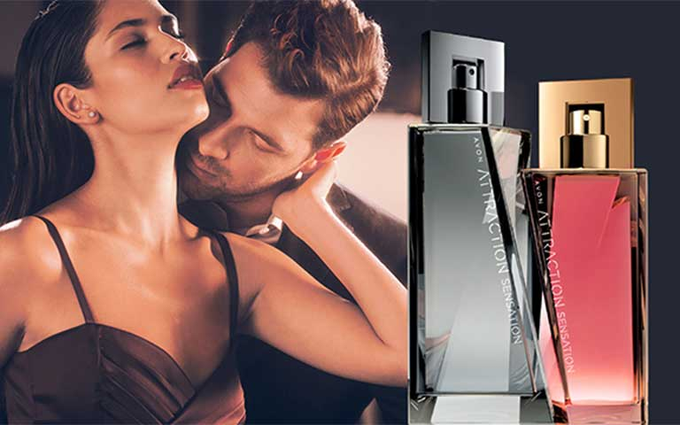 Attraction Sensations lo nuevo de Avon