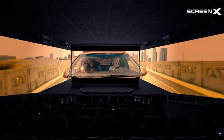 Cinepolis presenta La nueva sala Screen X