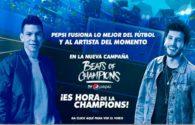 """Sebastián Yatra e Hirving """"Chucky"""" Lozano son campeones con Pepsi"""