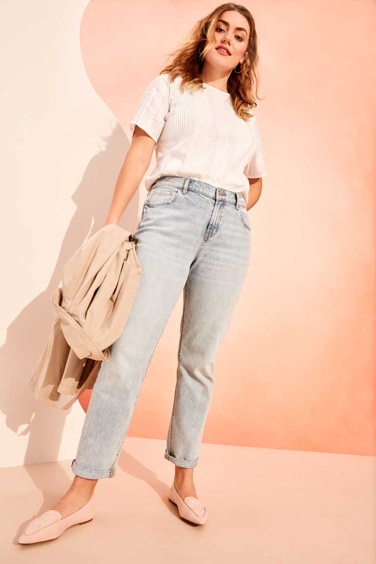 Boyfriend Jeans de Old Navy