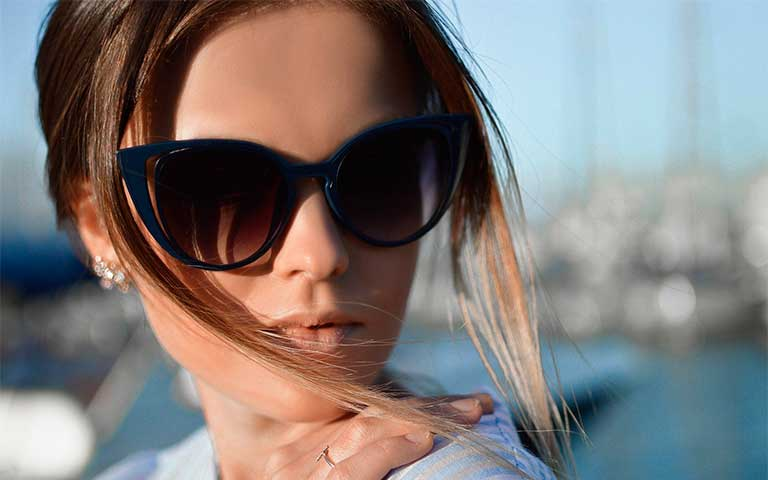 tendencias en lentes de sol Oversize