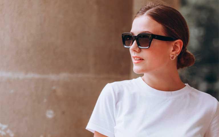 4 Tendencias en lentes de sol para mujer según tu rostro