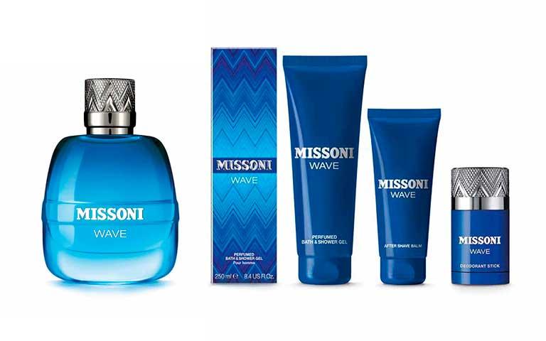 Missoni Wave Parfum Pour Homme