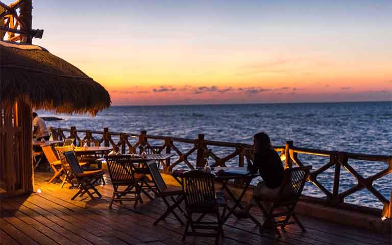 refugio ecoluxury en el caribe mexicano