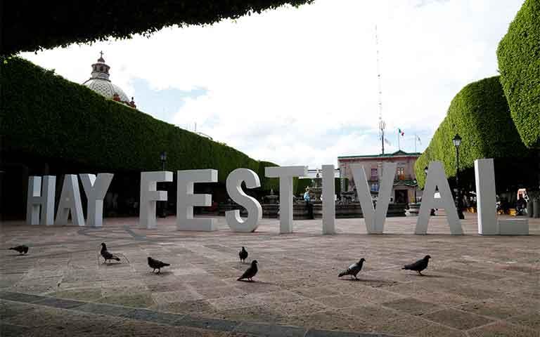 Hay festival digital Querétaro: 2 al 7 de septiembre