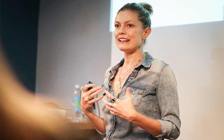 Ana Victoria García, fundadora de Victoria147