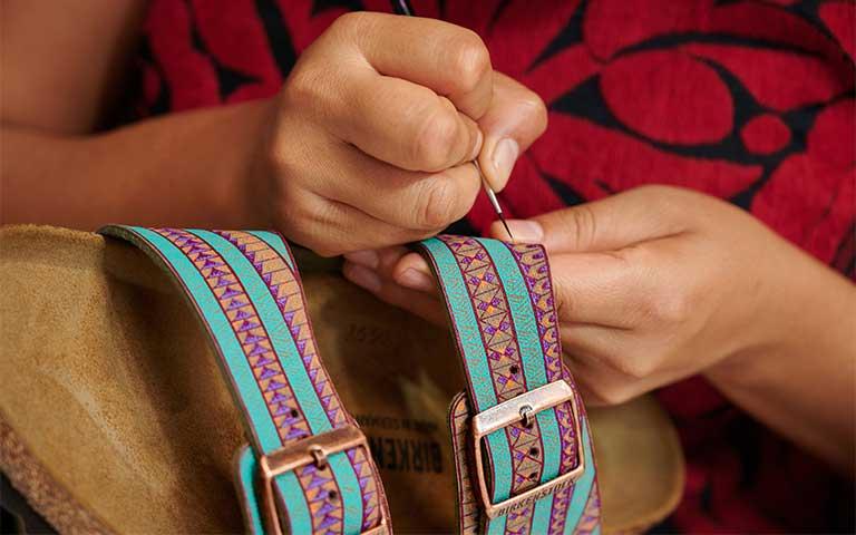 Birkenstock lanza Zapotec II,