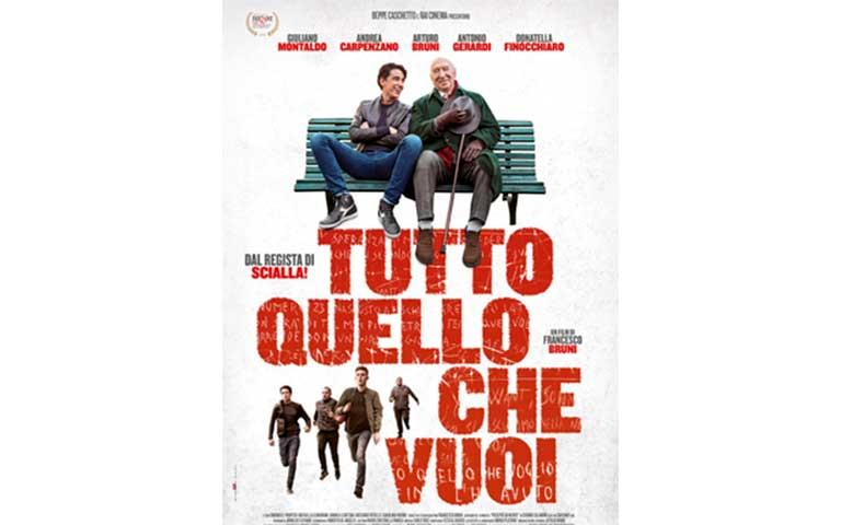 Tutto Quello Che Vuoi. Director: Francesco Bruni