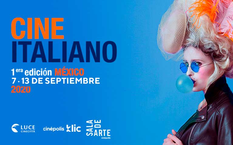 1era edición de la Semana de Cine Italiano en Cinépolis Klic