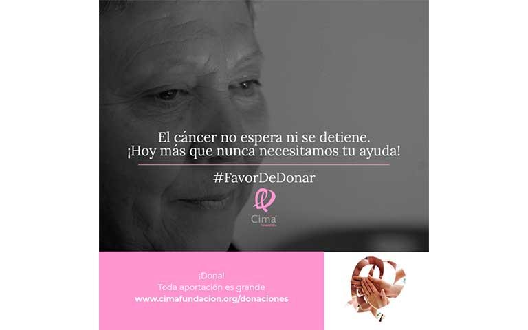 Fundación CIMA lanza campaña de donación