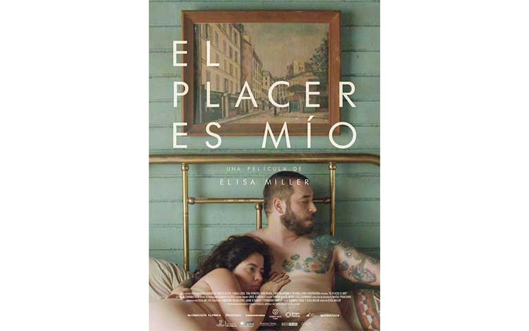 EL PLACER ES MÍO de Elisa Miller