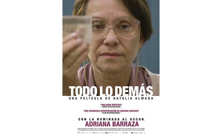 TODO LO DEMÁS de Natalia Almada