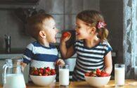 Alimentación saludable con Kid City