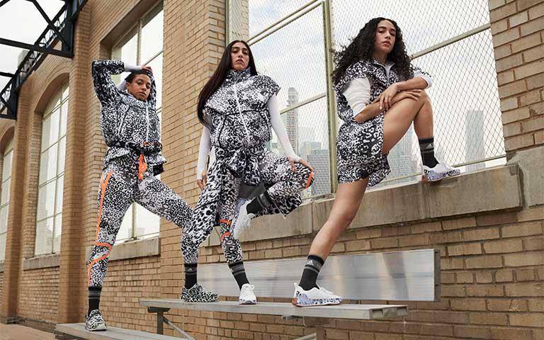 adidas by Stella McCartney presentan su colección otoño-invierno 2020