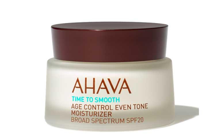 Age Control Even Tone Moisturizer de AHAVA FPS 20