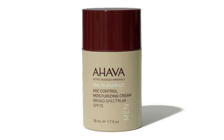 Age Control Moisturizing Cream de AHAVA FPS 15