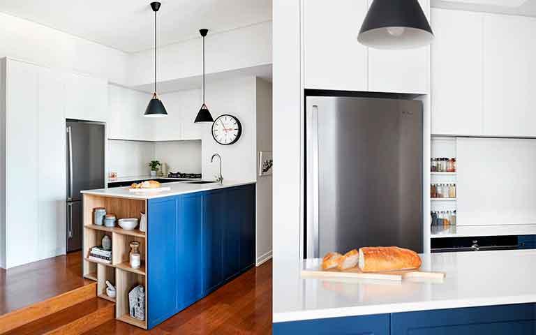 8 consejos de expertos para diseñar una cocina pequeña