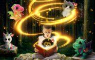 Fantysticos llegan para brillar en el día mundial de los cuentos de hadas