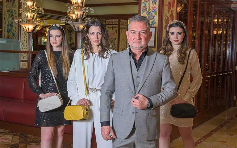 Monarquía, la nueva colección de Jaime Ibiza