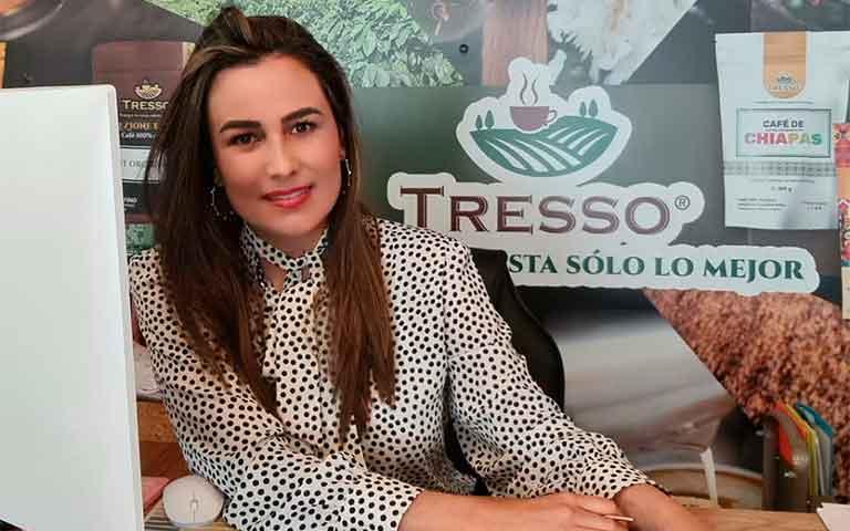 TRESSO Café