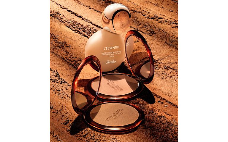 Terracota, el nuevo polvo bronceador natural de Guerlain