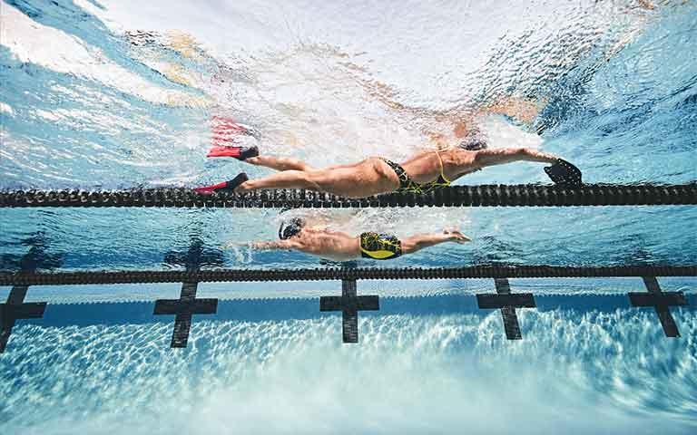 Natación, lo que debes saber de esta disciplina