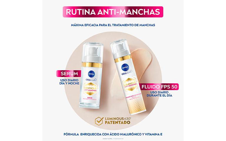 Nivea Luminous630 Anti-manchas
