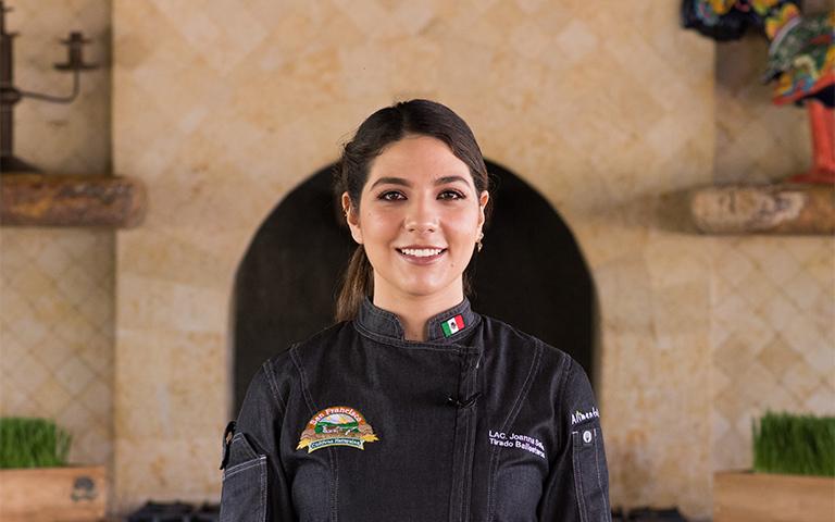 Sofía Tirado, Chef de Cultivos Naturales San Francisco